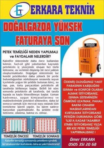 İzmir petek yıkama